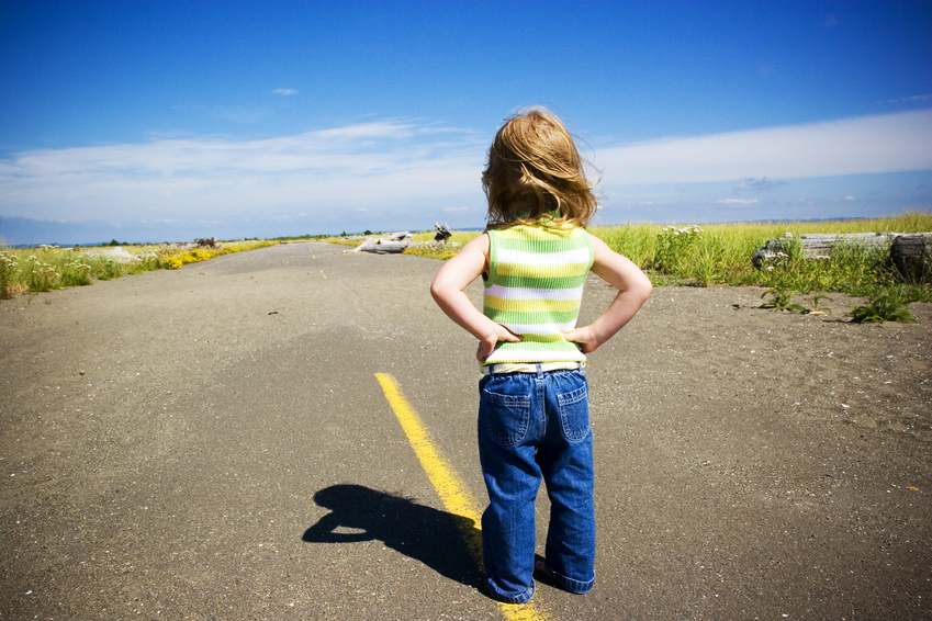 Which Path Will You Take?  What to Do When Faced With Fear