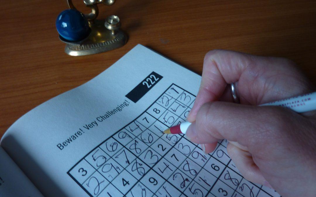 Sacred Sudoku