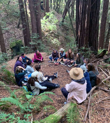 Connection and Spirituality in the Outdoors