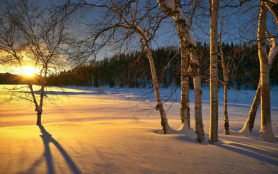 Winter Solstice and the Divine Light