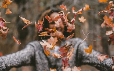 """Transform Your Thoughts with the 5 """"R's"""" of Autumn"""