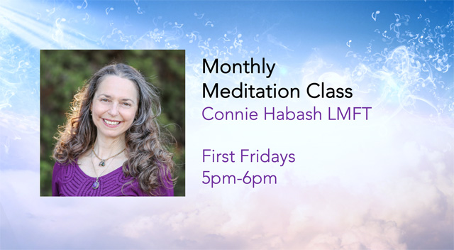 March 5th | Monthly Meditation Online Class